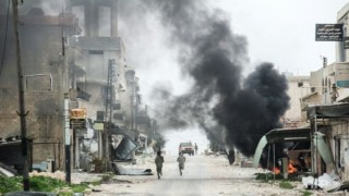 इराकमा हिंसात्मक आक्रमण : सातजना सुरक्षाकर्मी मारिए