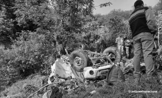 बैतडीमा जिप दुर्घटना हुँदा ५ जनाको मृत्यु